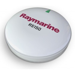 Raymarine Raystar RS150 GPS Antenna with Pole Mount - T70327