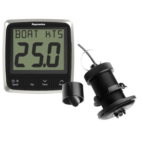 Raymarine i50 Speed Pack with Retractable Through Hull Transducer  - E70147