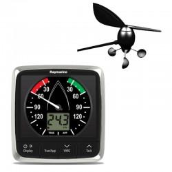 Raymarine i60 Wind Pack with Short Arm Vane Transducer - E70150