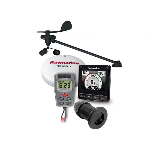 Raymarine i70s Wireless Wind DST800 and Backbone Kit - T70340