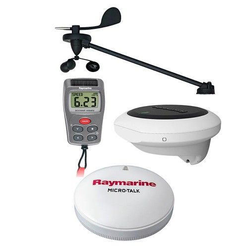 Raymarine Wireless Wind Kit including Heading Sensor for STNG - T70344