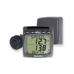 Raymarine Wireless Speed and Depth System with Triducer - T103