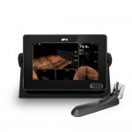 "Raymarine Axiom+ 7 RV Multifunction 7"" Display with RealVision, RV-100 Transducer & Lighthouse Download Chart - E70635-03-202"