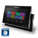 "Raymarine Axiom 7 - 7"" Multi Function Display with Navionics Chart - E70363-00-NSD"