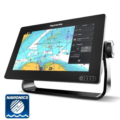"Raymarine Axiom 9 - 9"" Multi Function Display with Navionics Chart - E70366-00-NSD"