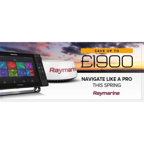 Raymarine AxiomPro Discount Codes - Spring 2021