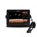 """Raymarine Axiom 7 DV Multifunction 7"""" Display with DownVision, CPT-S Transducer & Lighthouse Download Chart - E70364-01-202"""