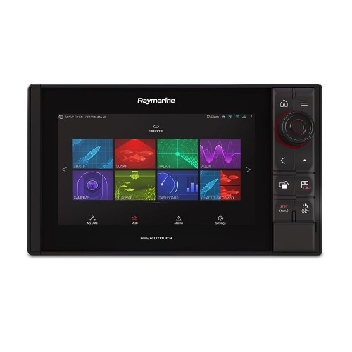 "Raymarine Axiom 9 PRO-S Hybrid Touch 9"" Multifunction Display  & Lighthouse Download Chart - E70481-00-202"