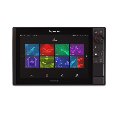 """Raymarine Axiom 12 PRO-S Hybrid Touch 12"""" Multifunction Display & Lighthouse Download Chart - E70482-00-202"""