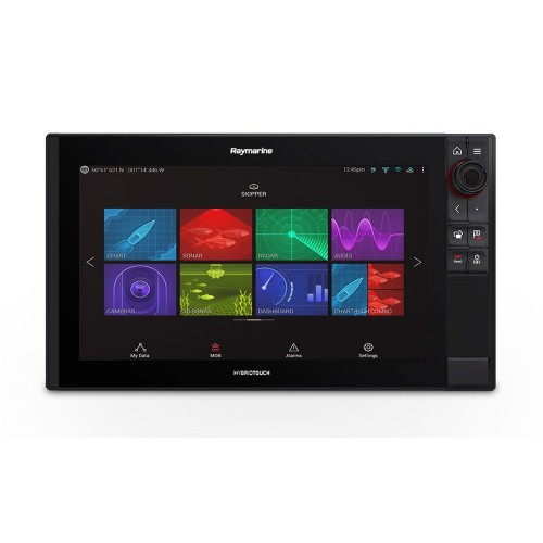"""Raymarine Axiom 16 PRO-S Hybrid Touch 16"""" Multifunction Display & Lighthouse Download Chart - E70483-00-202"""