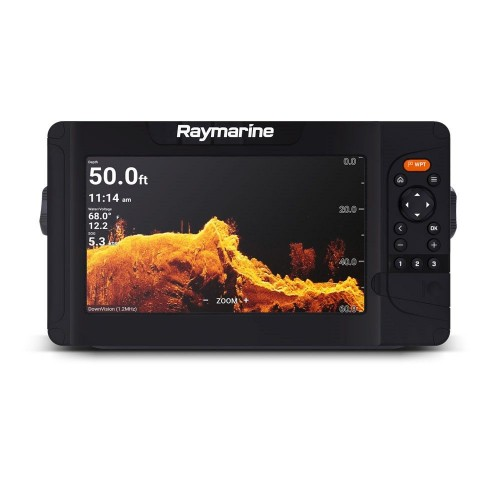 """Raymarine Element 9HV 9"""" Chart Plotter with Hypervision & Lighthouse Download Chart - E70534-00-202"""
