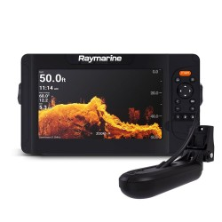"Raymarine Element 9HV 9"" Chart Plotter with Hypervision & HV-100 Transducer - E70534-05"