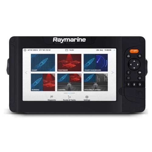 "Raymarine Element 9S 9"" Chart Plotter & Lighthouse Download Chart - E70533-00-202"
