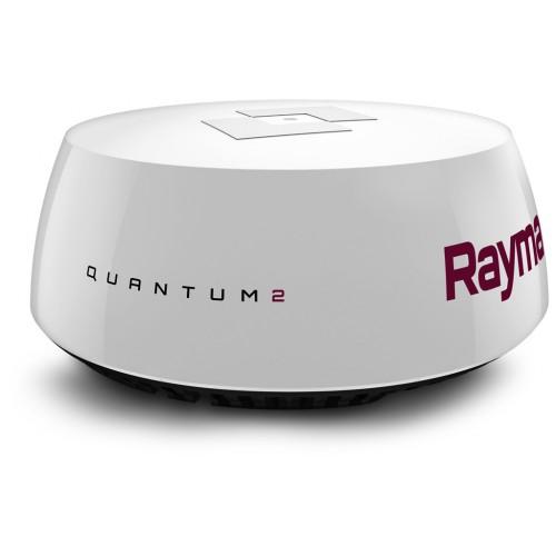 "Raymarine Quantum Q24D Doppler 18"" Radar with 15m Power & Data Cable - T70417"