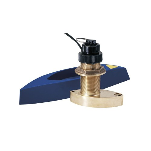 Raymarine B744V Bronze Through Hull Retractable Triducer - A66091