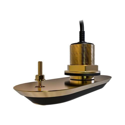 Raymarine RV-200 RealVision 3D Bronze Thru Hull Transducer - A80465