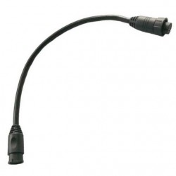 Raymarine Adaptor Cable for CPT-S/DVS 9-pin to Element HV 15-pin - A80599