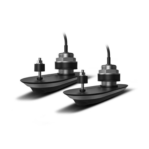 Raymarine RV-412 RealVision 3D Stainless Steel Thru Hull Transducer Pack - T70450