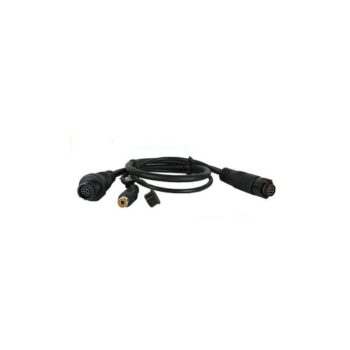 Raymarine Handset Adapter Cable (Passive Speaker) - A80297