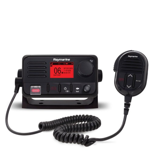 Raymarine Ray53 VHF Radio with Integrated GPS Receiver - E70524