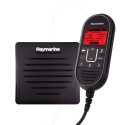 Raymarine Ray63/73/90/91VHF Wired 2nd Station Pack - T70432