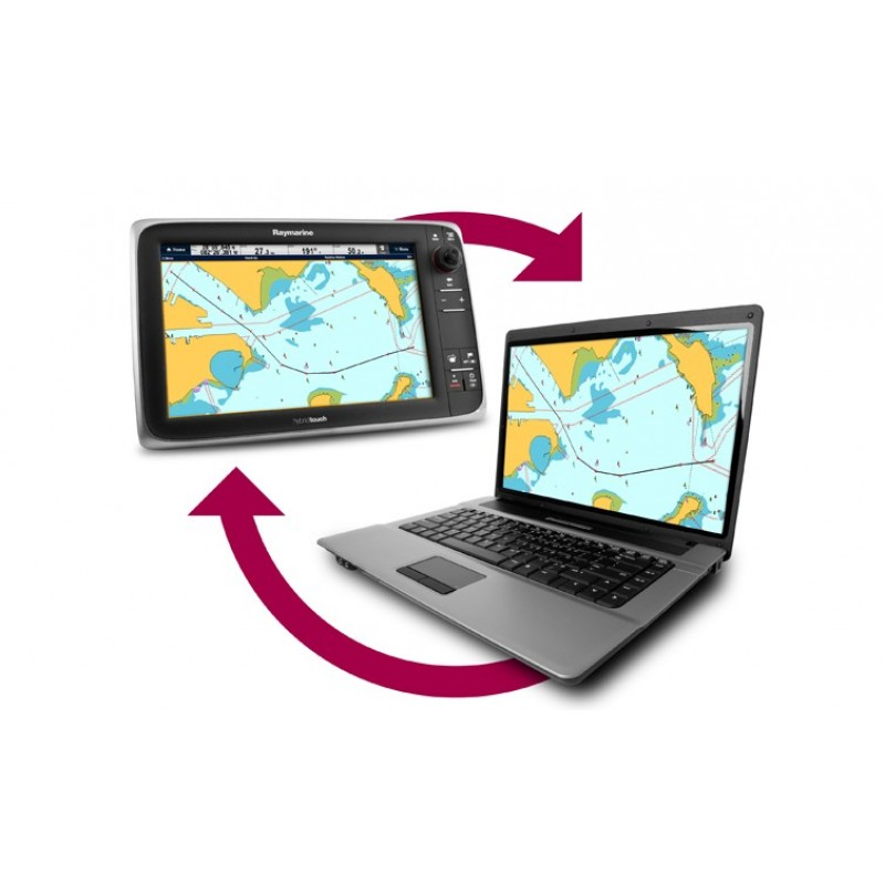 Raymarine voyage planner pc software e112115 for Computer planner software
