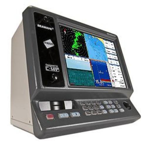 Seiwa Seawave SD - Professional Multifunction Chartplotter - P2MGS000SE