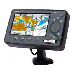 """Seiwa SW701e 7"""" Multifunction Chartplotter _ SPECIAL OFFER"""