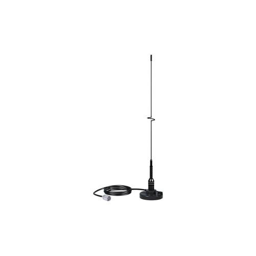 Shakespeare 0.5m Black VHF Magnetic Base Mount - 5218
