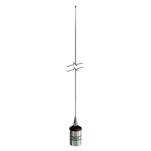 Shakespeare 0.9m Extra Heavy Duty Stainless Steel VHF Whip Antenna - 5241-R
