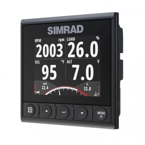 Simrad IS42 Digital Instrument Display - 000-13285-001