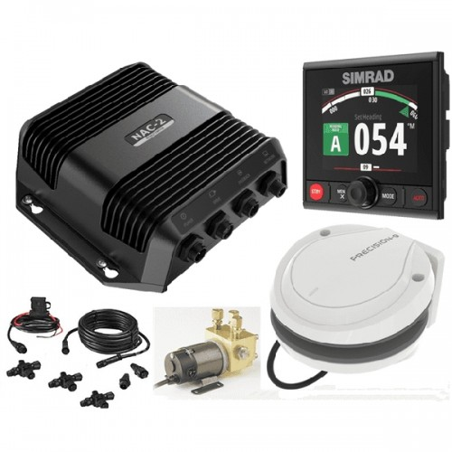 Simrad AP44VRF Autopilot Pack Including Hydraulic Drive - 000-13291-001