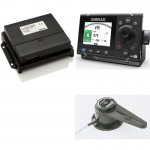 Simrad A2004 with AC70 and RF300 Pilot Pack - 000-13899-001