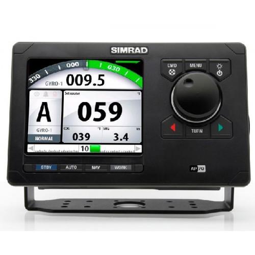 Simrad AP70 Control Unit - 000-10182-001