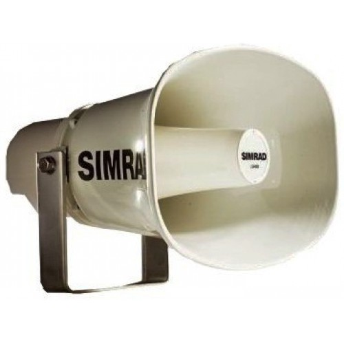 Simrad Waterproof Loud Hailer Horn - LSH80