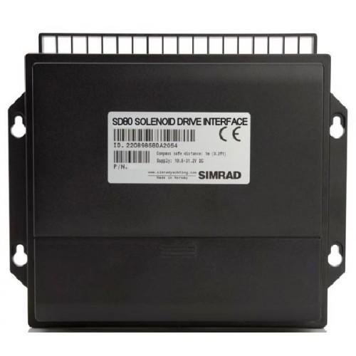 Simrad SD80 Solenoid Drive Interface - 000-10192-001