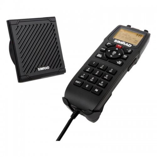 Simrad RS90 Handset and Speaker Kit - 000-11226-001