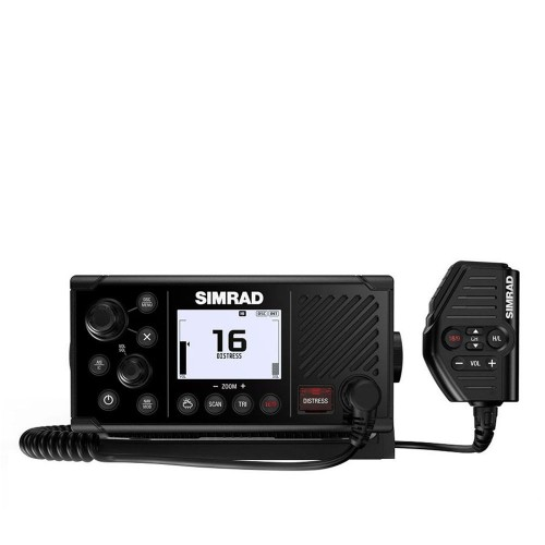 Simrad RS40 Marine VHF Radio with DSC and AIS Receiver - 000-14470-001