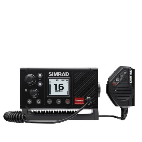 Simrad RS20S Fixed DSC VHF with built in GPS - 000-14491-001