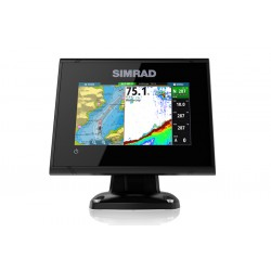 "Simrad GO5 XSE 5"" Chartplotter Display with Downscan - 000-12452-001"