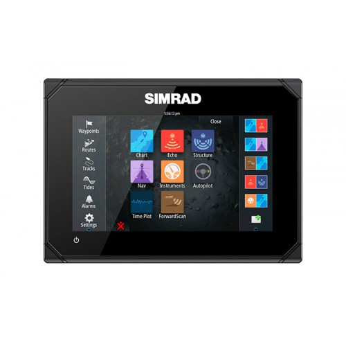 "Simrad GO7 XSE 7"" Chartplotter Display with Downscan - 000-12674-001"