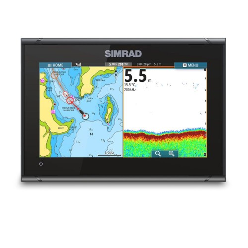 "Simrad GO12 12"" Multifunction Display - no Transducer - 000-14442-001"