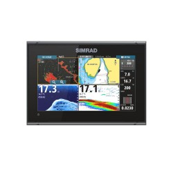 "Simrad GO9 XSE 9"" Multifunction Display - no Transducer  - 000-14444-001"