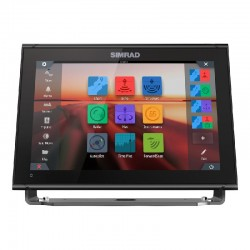 "Simrad GO12 12"" Multi Function Display - 000-14442-001"