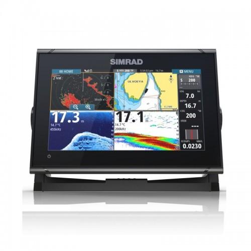 "Simrad GO9 XSE 9"" Multi Function Display no Transducer  - 000-14444-001"