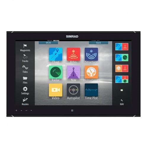"Simrad MO16-T 16"" Touchscreen Monitor - 000-11260-001"