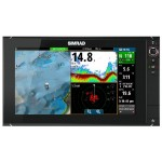 Simrad NSS16 evo2 Multifunction Combo Display - 000-11197-001