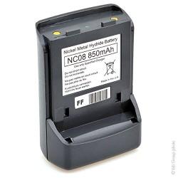 Simrad AX50 Ni-Cad Rechargable Battery - NC08