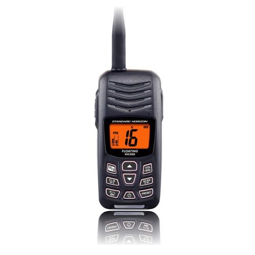 Standard Horizon HX300E Compact Floating Handheld VHF