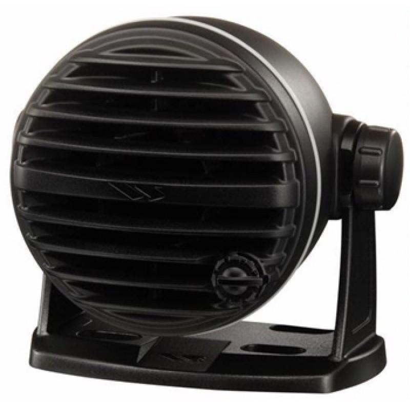 Standard Horizon MLS-310 Amplified External Loudspeaker with Volume control  - Black